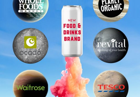 Launching a new food or drink brand